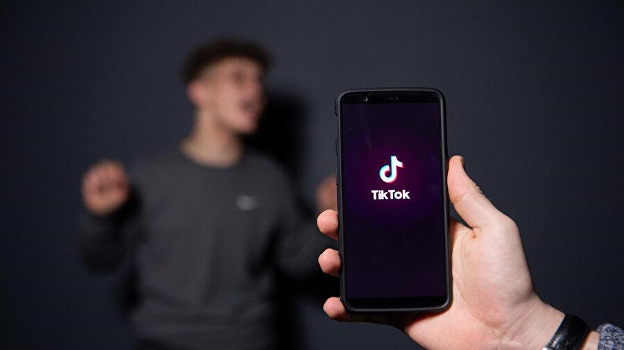 TikTok uygulaması, Music.ly ile birlikte ivme kaydetti.