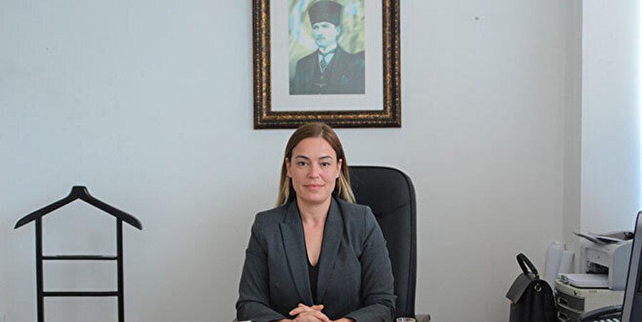 Gemlik Belediye Başkan Yardımcısı Zeynep Akış Serintürk