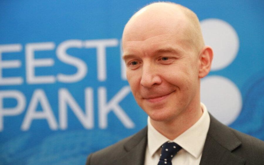 Avrupa Merkez Bankası (AMB) Yönetim Konseyi üyesi Madis Muller