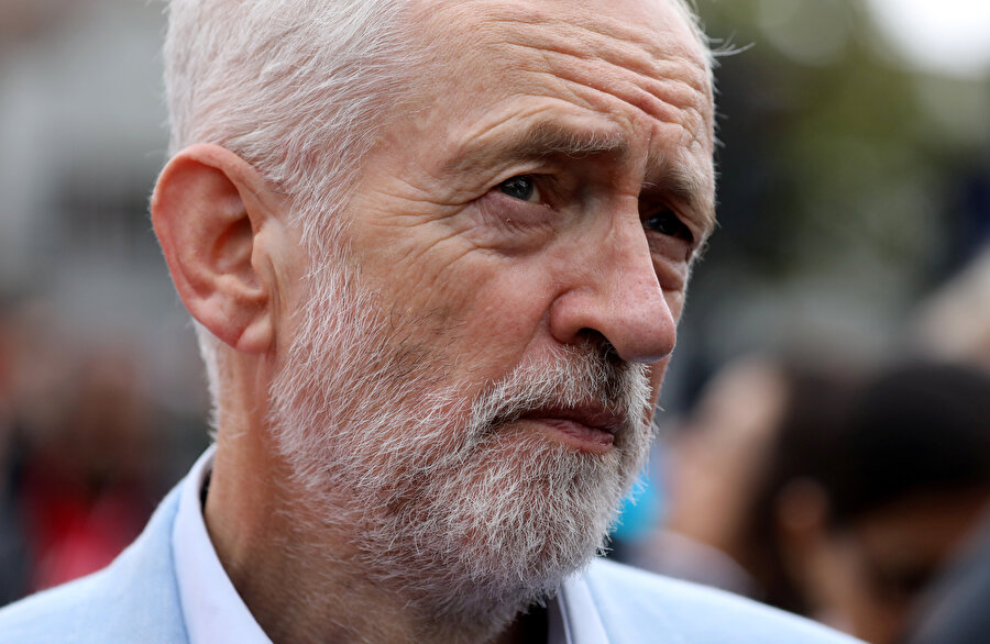 İşçi Parti lideri Jeremy Corbyn