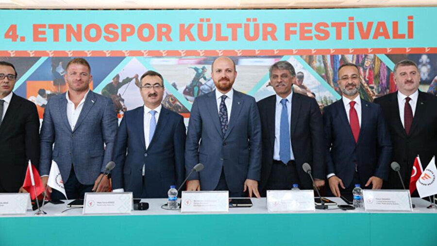Bilal Erdoğan festivale dair detayları paylaştı
