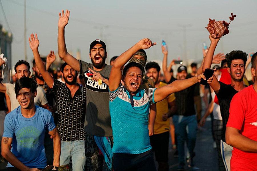 Göstericiler arasında suça karışmamış olanlar serbest bırakılacak.
