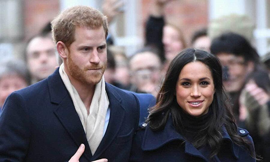 Meghan Markle ve Prens Harry basın tarafından sürekli eleştiriliyor