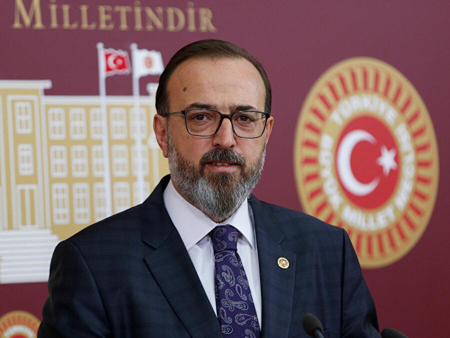 AK Parti Tekirdağ Milletvekili Mustafa Yel