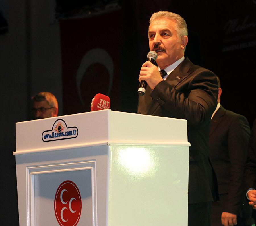 MHP Genel Sekreteri İsmet Büyükataman konuya ilişkin açıklama yaptı.