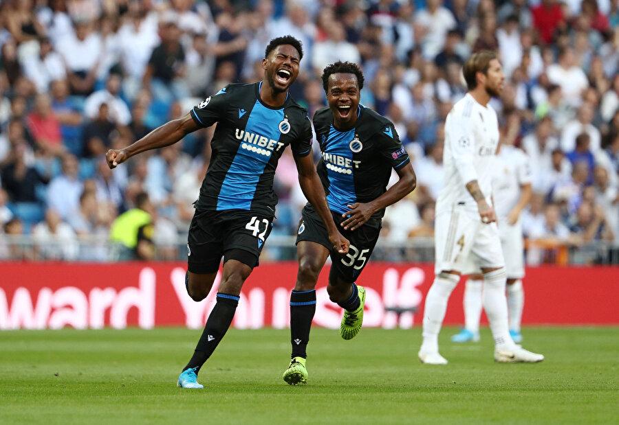 Club Brugge, 23 puanla Belçika Jüpiler Lig'in zirvesinde yer alıyor.