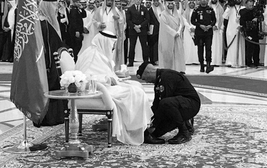 Tümgeneral Abdulaziz bin Fağım, Kral Selman'ın en yakınındaki isimlerden biriydi.