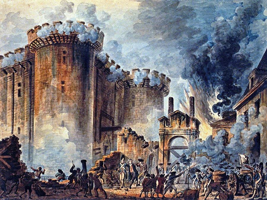 Fransız ihtilali'nin ardından tüm çok uluslu devletleri tehdit eden Milliyetçilik akımı Osmanlı Devletinin dağılma sürecine girmesinde de etkili oldu.