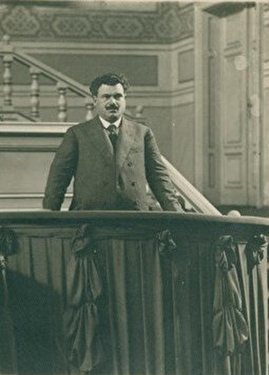 Bulgaristan Çiftçi Partisi lideri Aleksander Stambulisky.