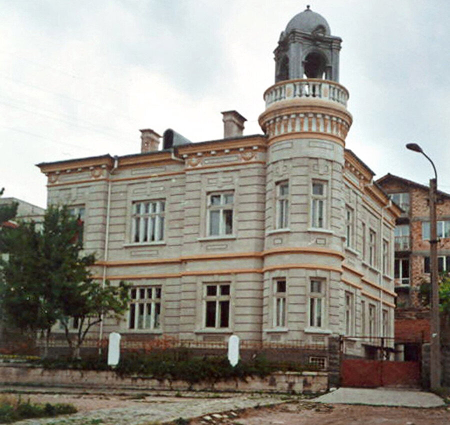 Medresetü'n-nüvvâb – Şumnu / Bulgaristan. (TDV)
