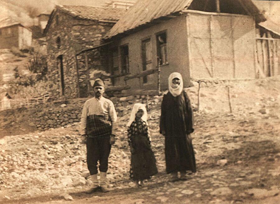 Bulgaristan'da yaşayan Pomaklar.