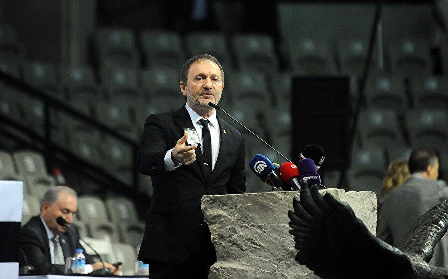 Hürser Tekinoktay bir önceki seçimde 2882 oy aldı