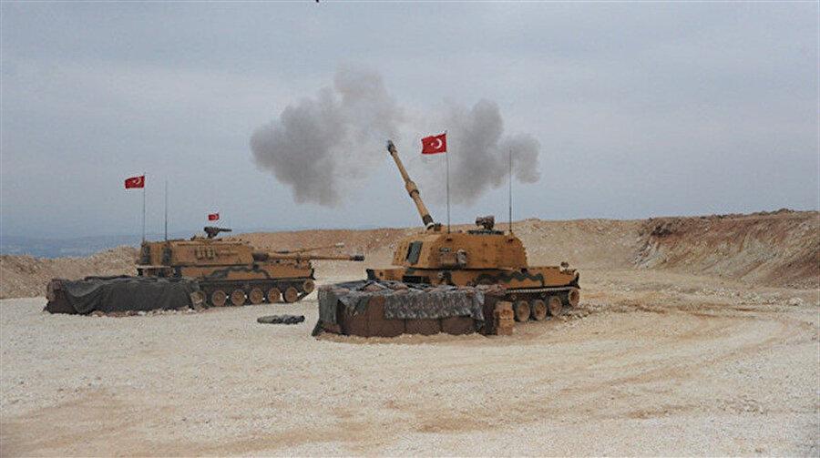 Türkiye'nin terör örgütleriyle mücadele edebilmek ve bölgeyi huzura kavuşturabilmek için sürdürdüğü Barış Pınarı Harekatı, 9. gününe girildi.