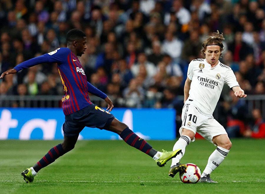 Geçen sezon Barcelona rakibini her iki lig maçında da mağlup etmişti