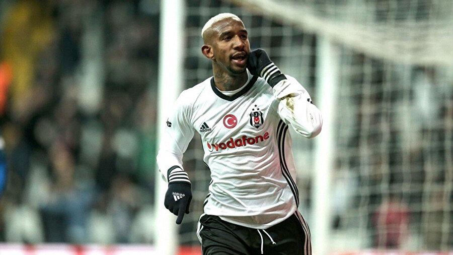 Talisca, Beşiktaş formasıyla son sezonunda 14 gol kaydetmişti.