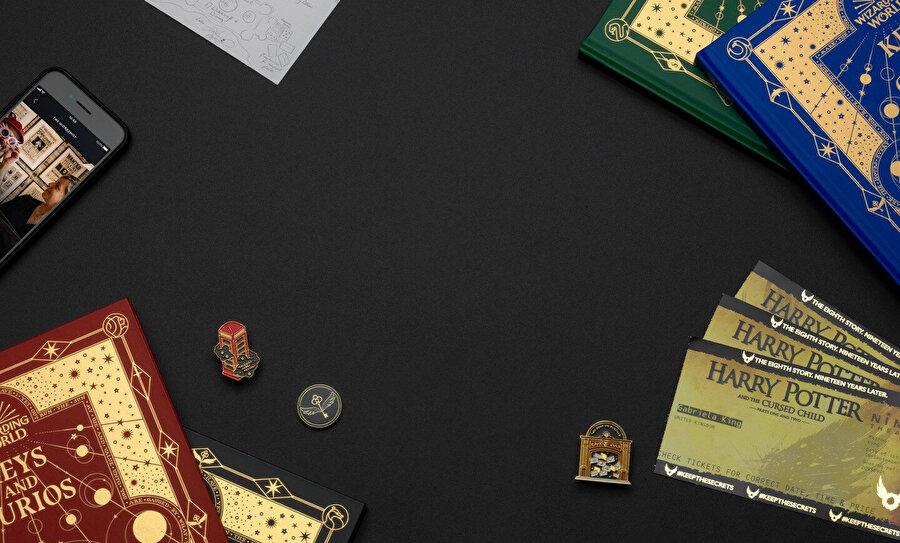 Harry Potter serisi Wizarding World Gold sistemine abone olacak.