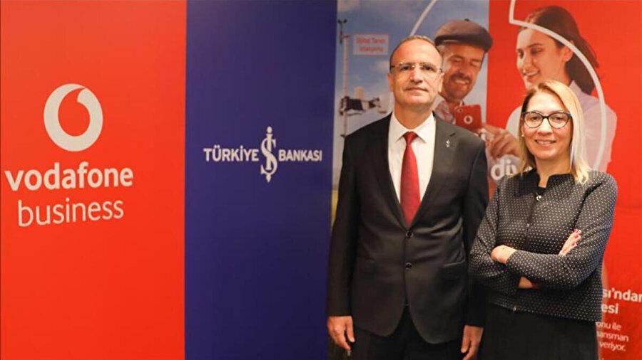 Dijital Tarım Projesi, Vodafone ve Türkiye İş Bankası tarafından hayata geçirildi.