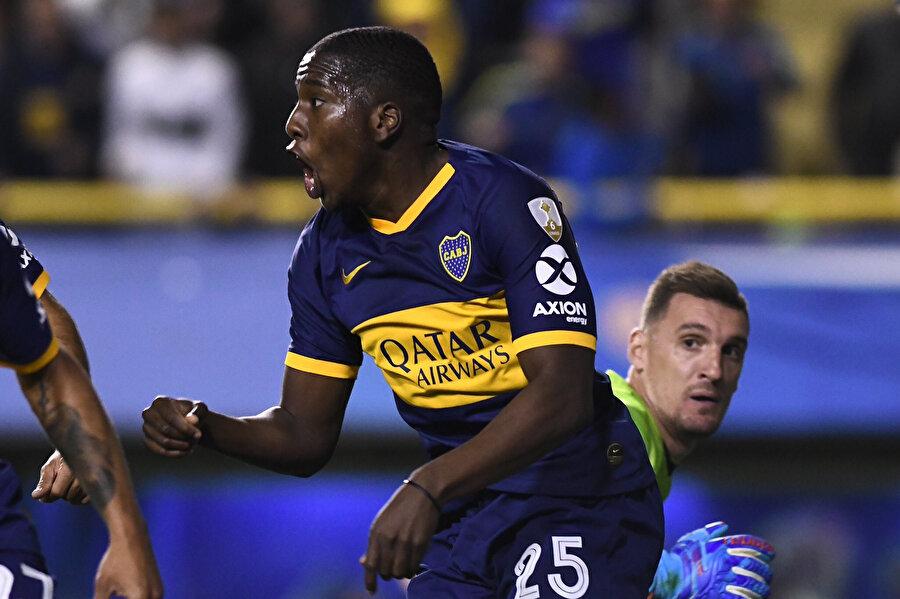 Hurtado 61.dakikada oyuna dahil oldu.