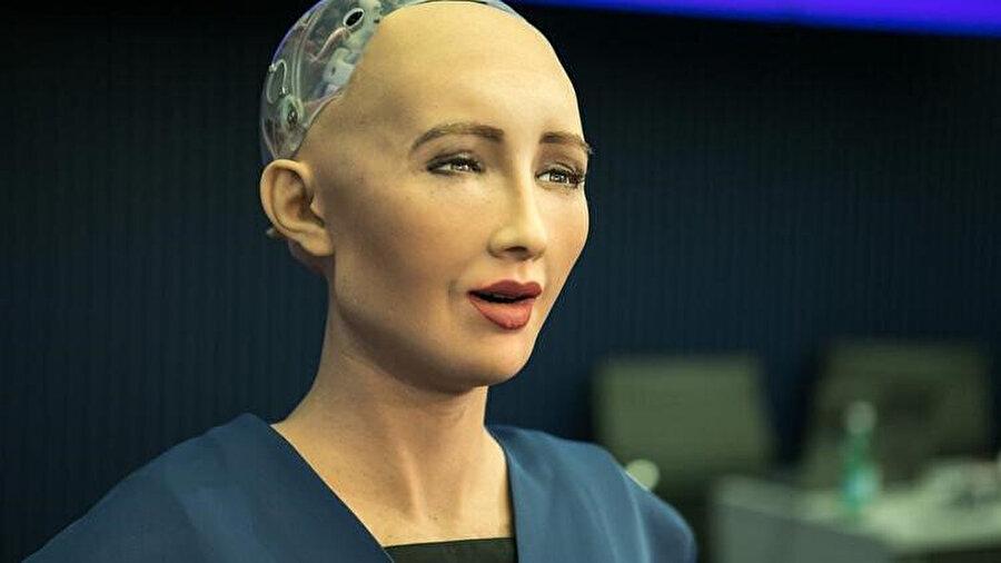 Robotics Sophia