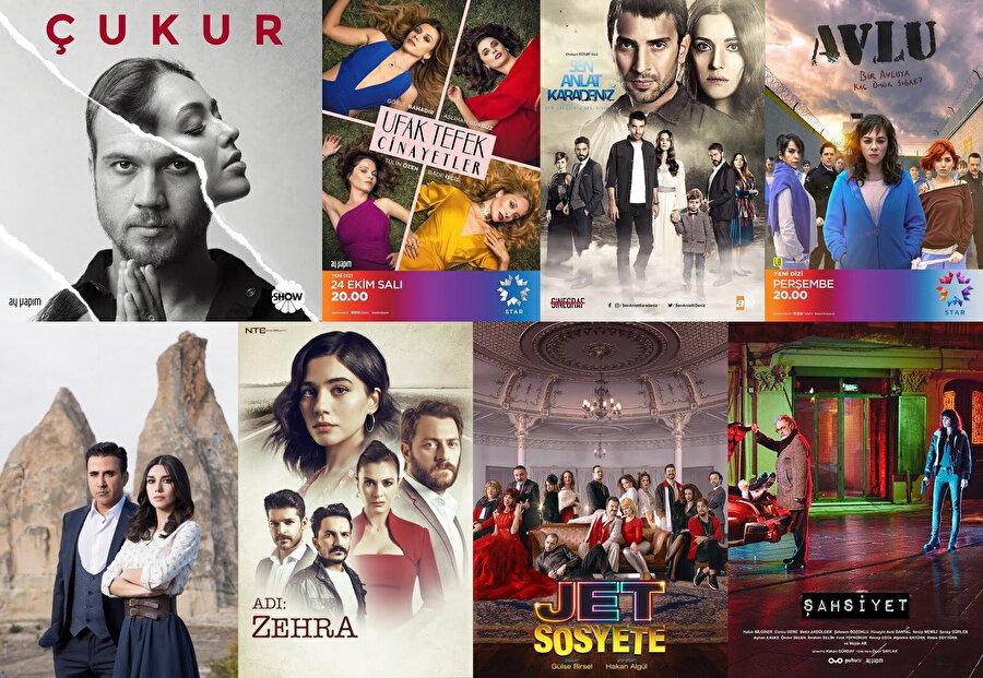 Türk dizileri dünya çapındaki ününü giderek artırmaya başladı. Kaliteli yapımlar ilgiyle takip ediliyor.
