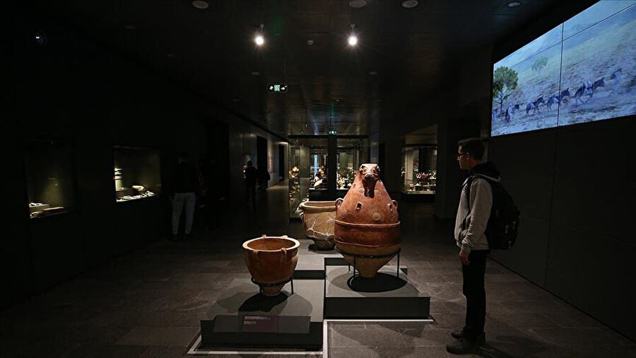 Kayseri Müzesi ziyaretçilerini bekliyor