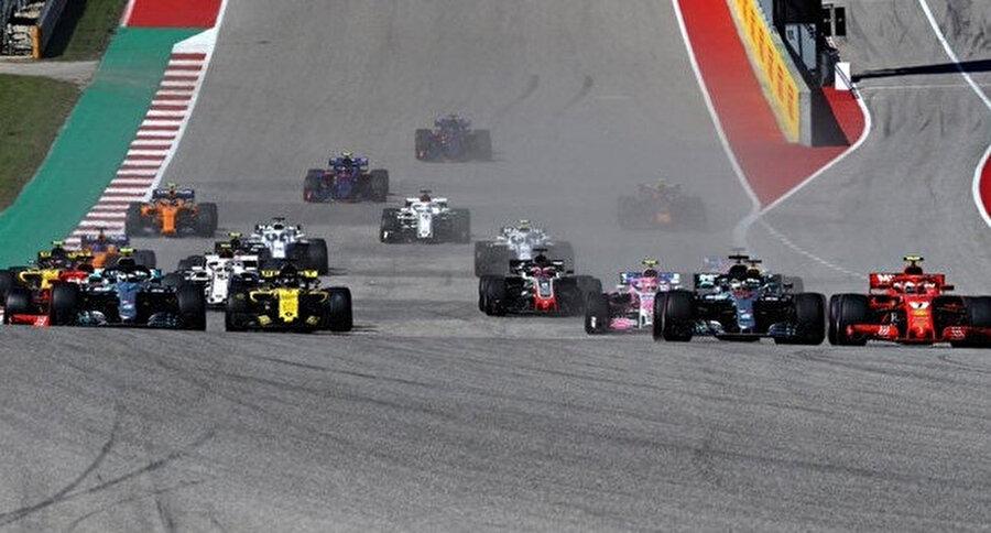 Takımlar klasmanında Mercedes şampiyon oldu.