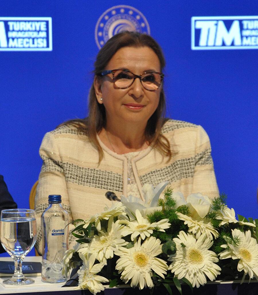 Ticaret Bakanı Ruhsar Pekcan