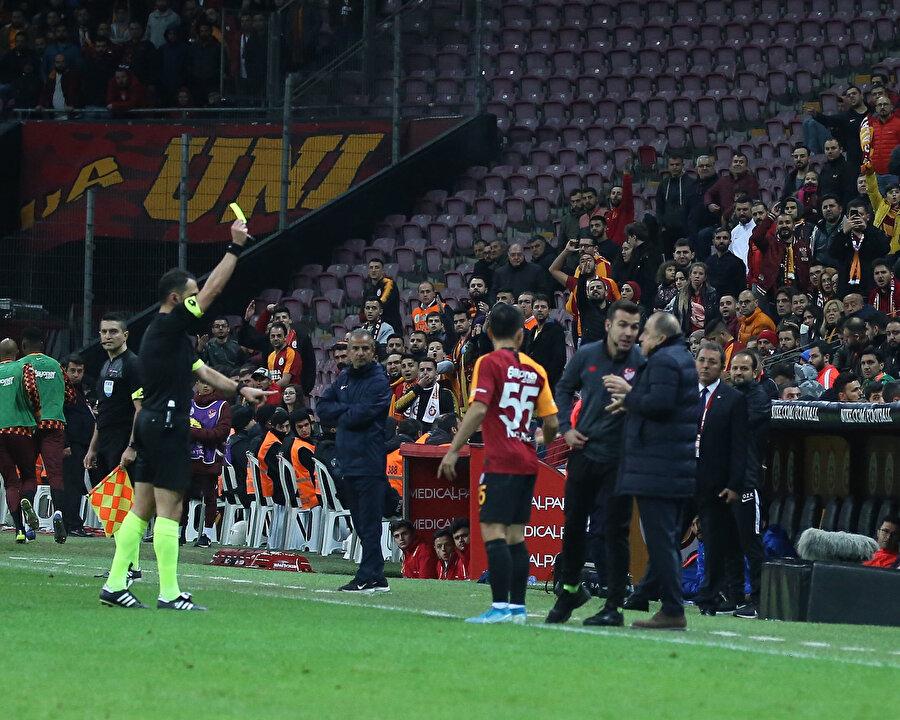 Galatasaray 10 karşılaşmada 16 puan topladı.