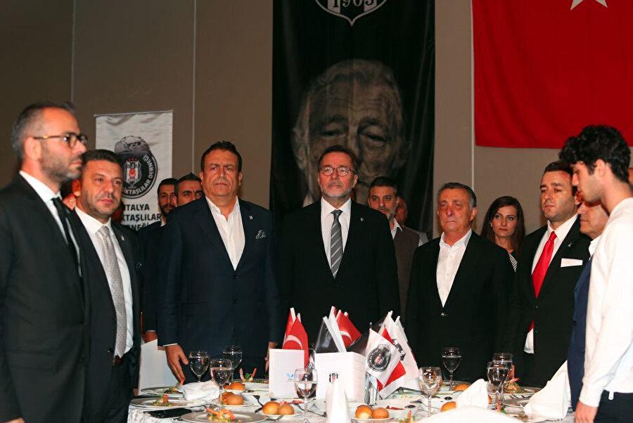 Yönetim Kurulu Üyeleri, Fatih Hakan Avşar, Kemal Erdoğan, Enis Ulusoy, Berkan Gocay ve Hakan Daltaban da organizasyonda yer aldı.