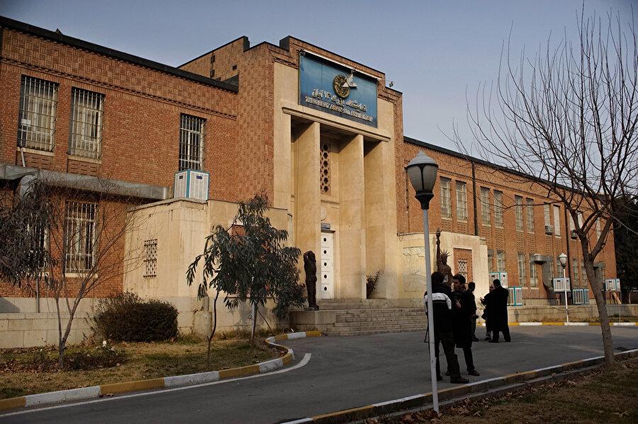 Rehine krizine sahne olan büyükelçilik binası, günümüzde müze olarak kullanılmaktadır.