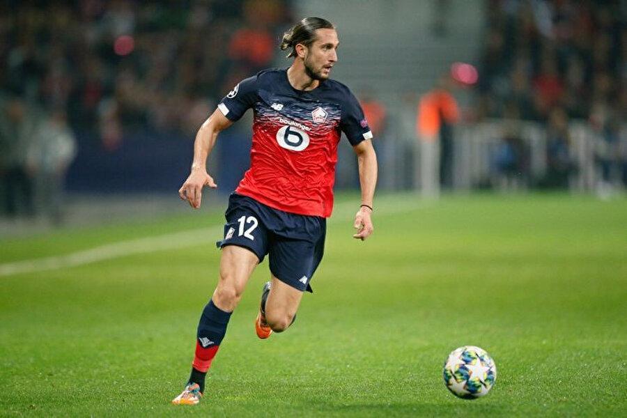 Yusuf Yazıcı bu sezon 1 gol 4 asistle takımına katkıda bulundu.