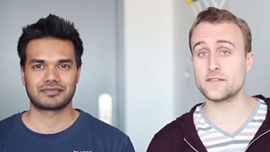 Vat Jaiswal ve Scott Young
