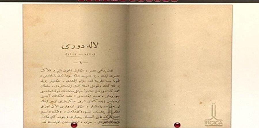 Araştırmacılar, Osmanlıca eserler üzerinde inceleme yapacak.