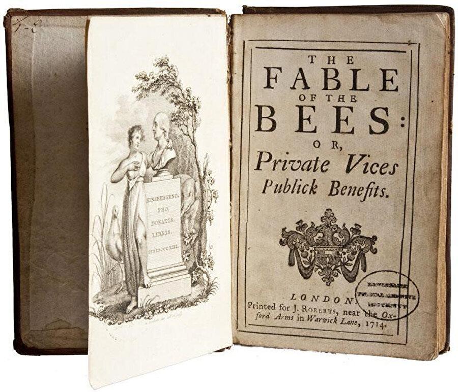 Arılar Meseli, Mandeville