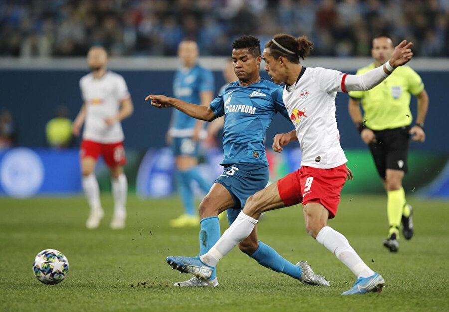 RB Leipzig 9 puanla grubunda lider durumda.