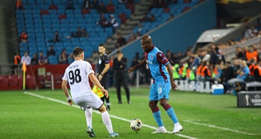 Anthony Nwakaeme UEFA Avrupa Ligi'nde 1 asist yaptı.