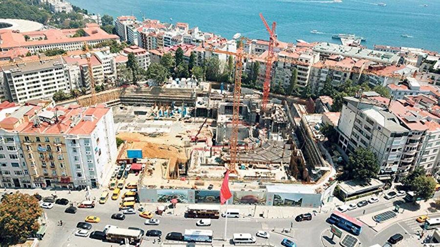 Yeni AKM binası Hasan Uçarsu'nun Mimar Sinan Operası'yla açılacak.