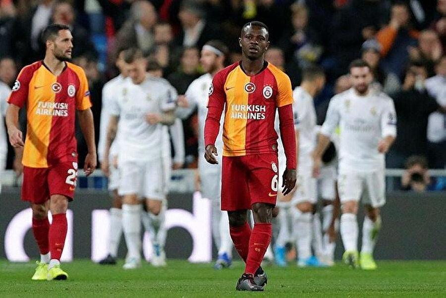 Galatasaray 4 karşılaşma sonucunda puanla tanışamadı.