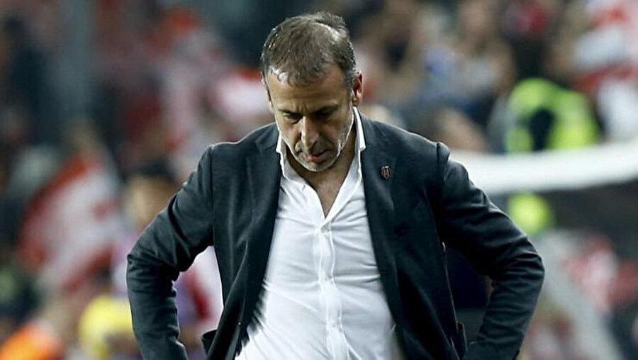 Beşiktaş geride kalan 3 maçta puanla tanışamadı.