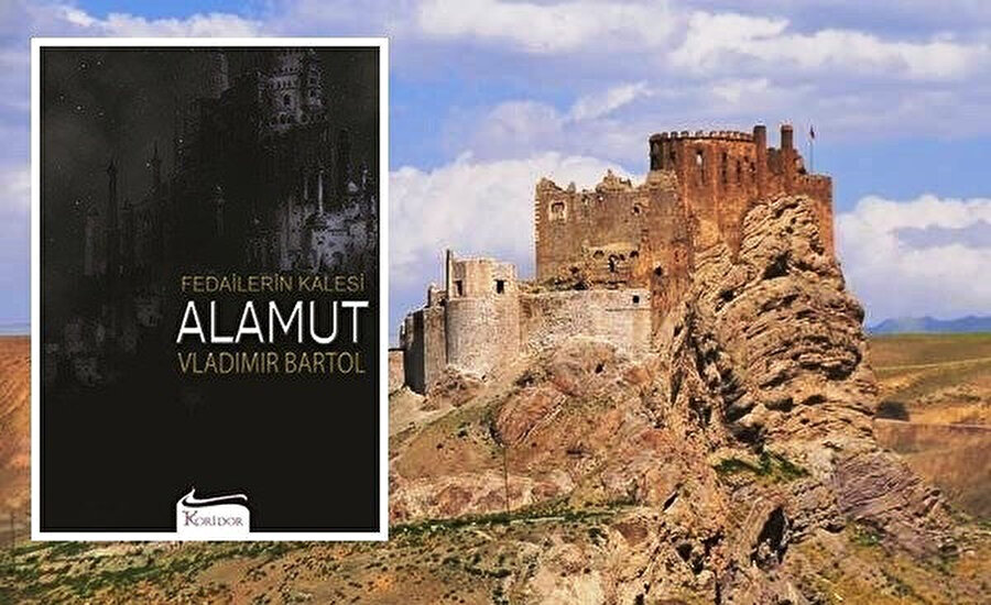 Alamut: Vladimir Bartol tarafından 1938 yılında yayımlanan kitabın Türkçeye çevrilen kitabı.
