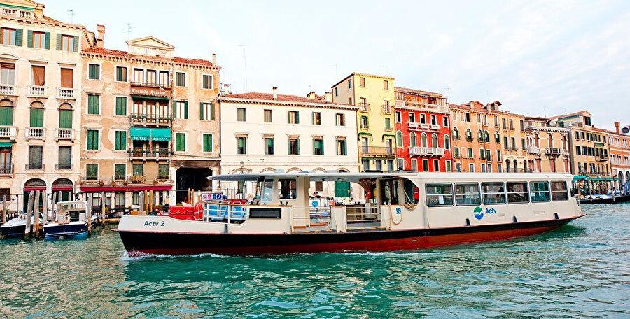 Venedik'e araçla giriş yapamıyorsunuz