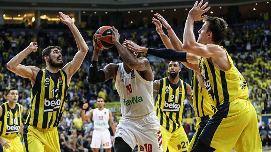 Fenerbahçe Beko, THY Avrupa Ligi'nin 8. haftasında 15 Kasım Cuma günü deplasmanda Rus ekibi CSKA Moskova ile karşılaşacak.