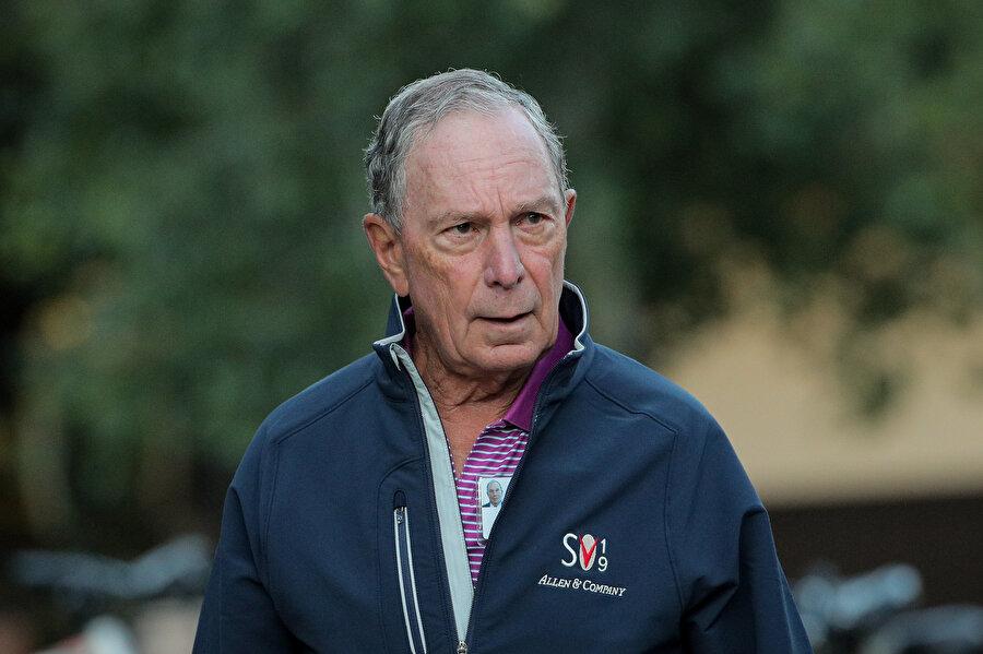 Eski New York Belediye Başkanı Michael Bloomberg