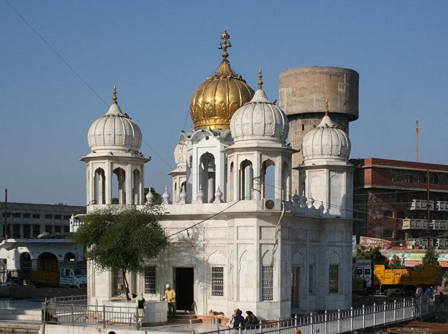 Şahid Ganj tapınağı.
