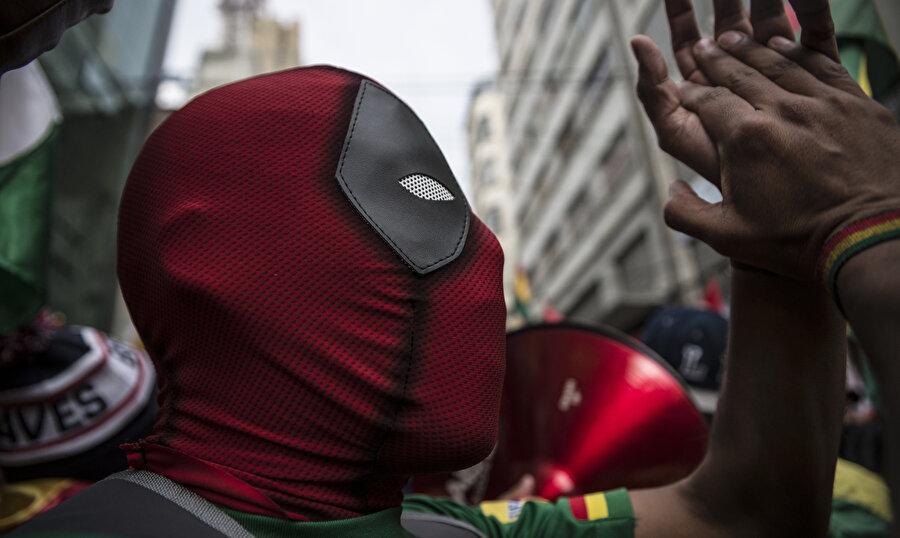 Bolivya'daki şiddet eylemleri uzun süredir devam ediyor. -AA
