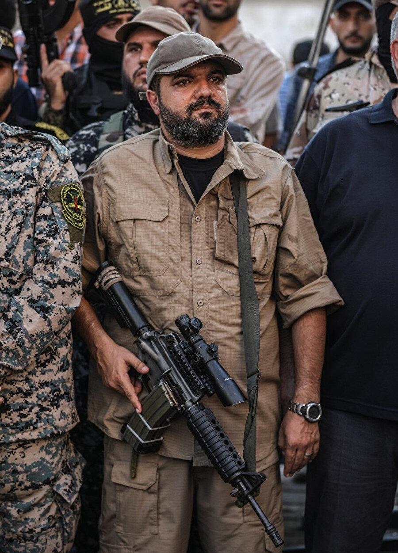 İslami Cihad'ın askeri kanadı Kudüs Seriyyeleri'nin önde gelen komutanlarından Beha Ebu'l Ata.
