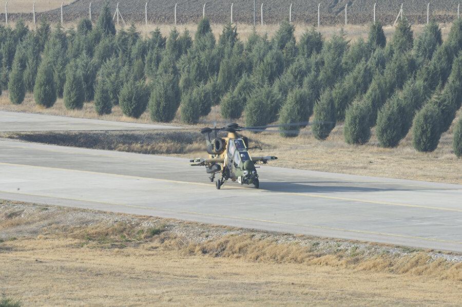 İlk aşamada 21 helikopter teslimatı gerçekleştirilecek.