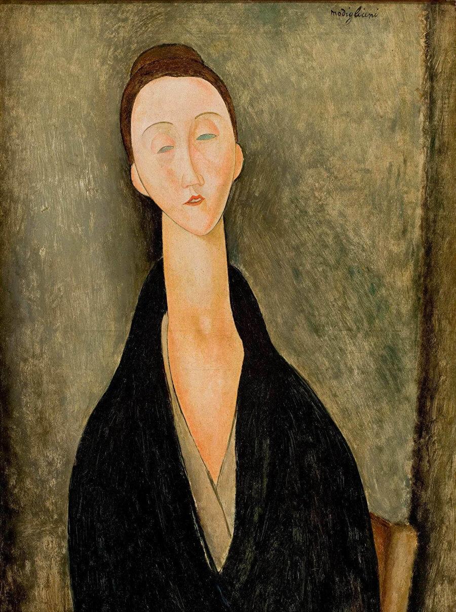 """""""Ya bu başını alıp gidiş boynundaki/ Modigliani oğlu Modigliani"""""""