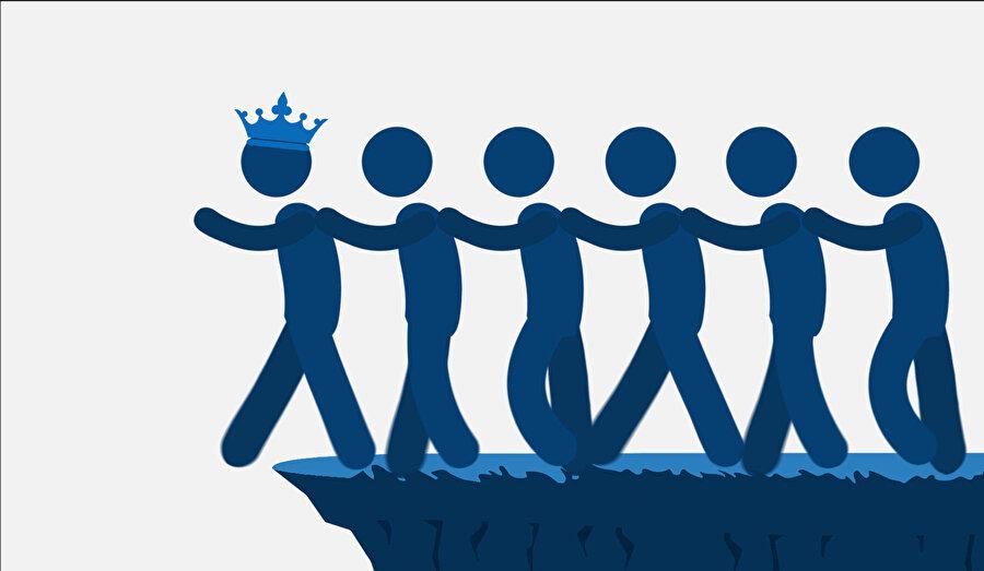 Otoritenin meşruiyetini kim verir; tabi ki halk.