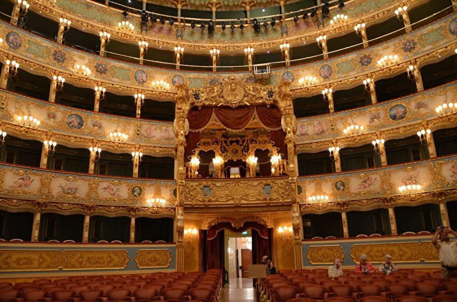Fenice Tiyatrosu.